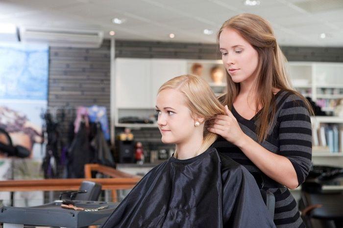 Персонал для парикмахерской