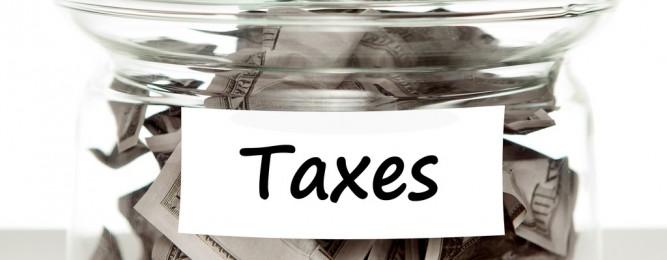 размеры налогов