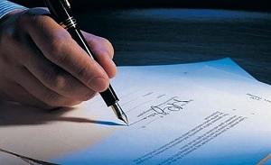 Как составить образец договора о найме работника на работу