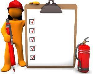 Разделы декларации пожарной безопасности