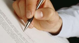Доверенность на представления интересов юридического лица