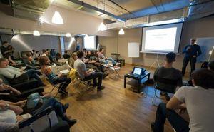 Проведение семинаров в коворкинг центрах
