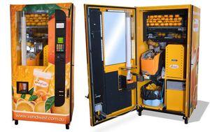 Обслуживание вендингового автомата