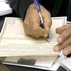 Доверенность на право подписи документов | Образец