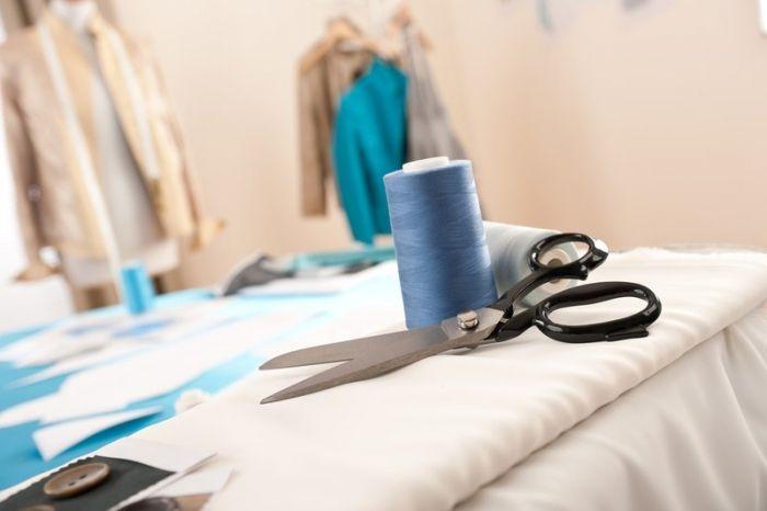 Начало швейного бизнеса