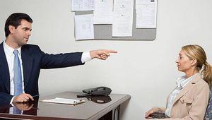 Взыскания с сотрудников за невыполнение трудовых обязанностей