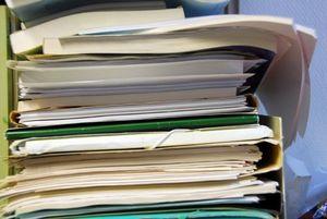 Хранение приказов о приеме на работу