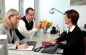 Законодательное регулирование составления заявления на прием на работу