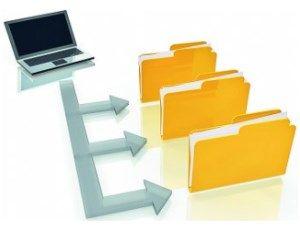 Электронный журнал регистрации документов