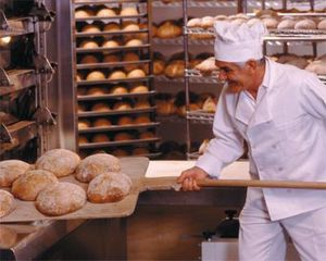 Персонал для мини пекарни