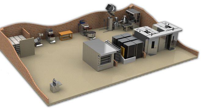Подбор помещения для мини пекарни