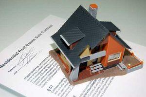 Договор купли продажи дома
