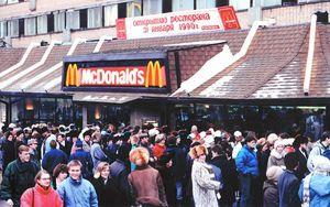 История развития франчайзинга МакДональдс в России