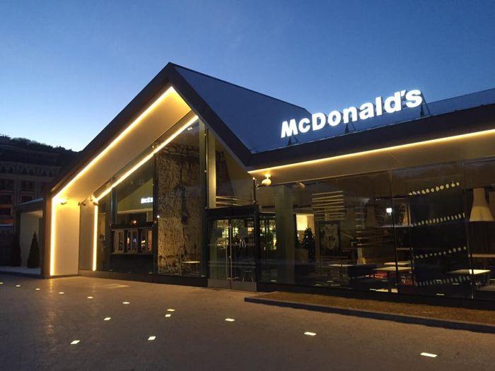 Стоимость франшизы МакДональдс в России