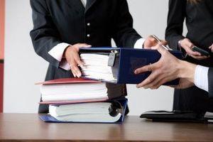Требования к должности секретаря делопроизводителя