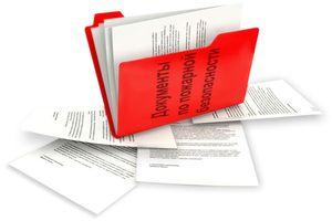 Документы по пожарной безопасности организации