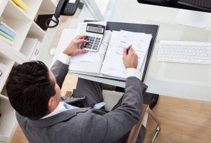 Образец и бланк счета на оплату