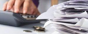 Расчет налога при УСН доходы минус расходы