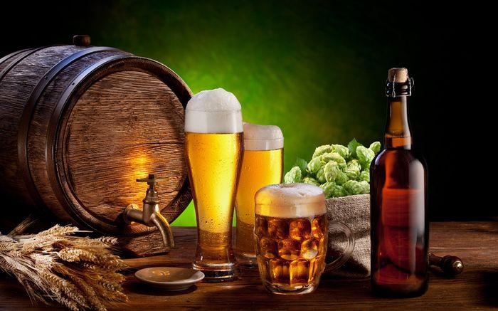 Сырье для бизнеса домашнего пивоварения
