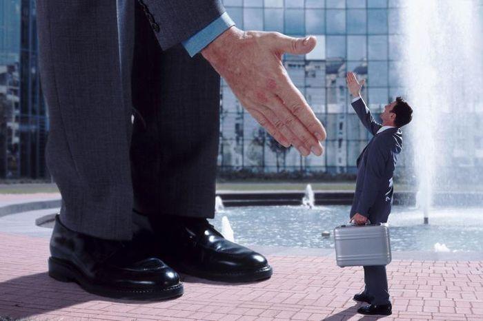 Потеря статуса малого и среднего предприятия