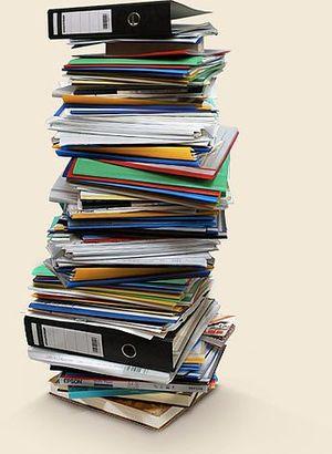 Правила оформления первичных бухгалтерских документов