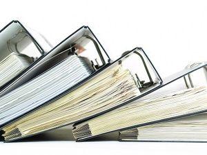Список первичных бухгалтерских документов