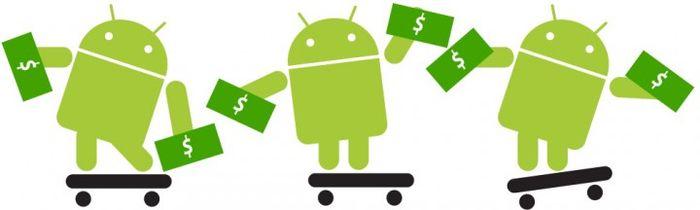 Актуальность заработка на андроид программах
