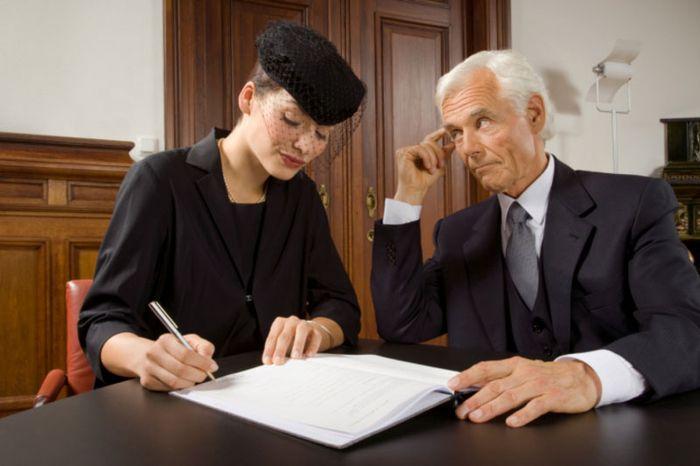 Процедура вступления в наследство через суд (по закону)