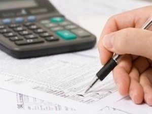 Оплата налога на имущество ООО на ОСН
