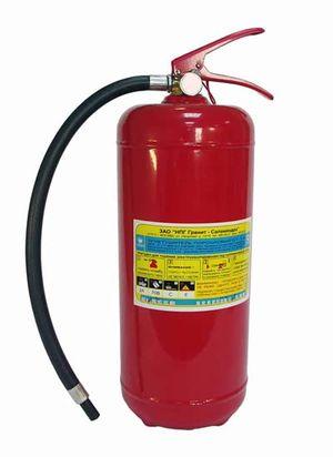 Назначение журнала учета первичных средств пожаротушения