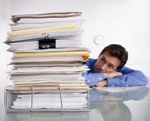 Что делать в случае утраты бухгалтерских документов