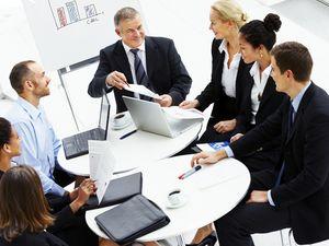 Правила работы корпоративного отдела с корпоративными клиентами