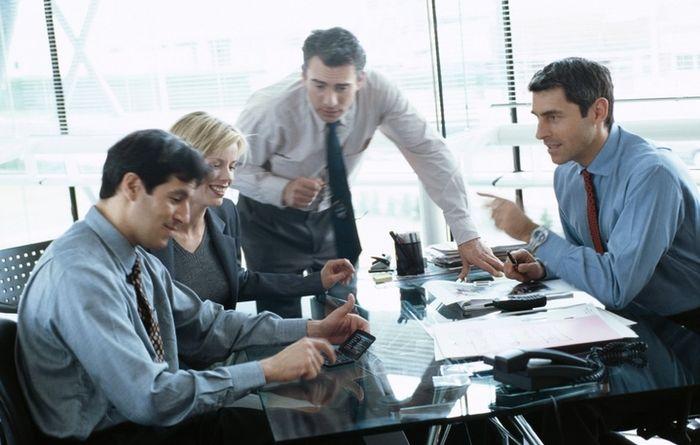 Задачи корпоративного отдела