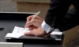 Образец счета на адвокатские услуги