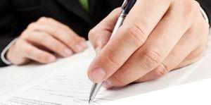 образец договора на открытие счета