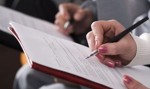 Форма и содержание служебной записки