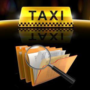 Получение лицензии таксиста и подключение