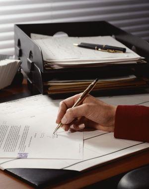 Содержание и регистрация служебных писем