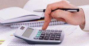 Калькуляция затрат на услуги