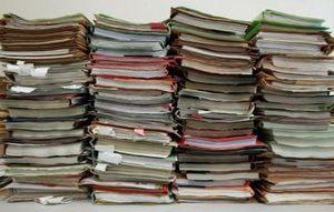 Опись документов для архива