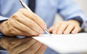 Образцы и правила оформления описей документов