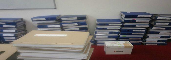 Опись документов для суда, налоговой и др