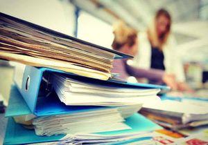 Законодательное регулирование ведения описей документов