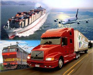 Услуги по договору транспортной экспедиции