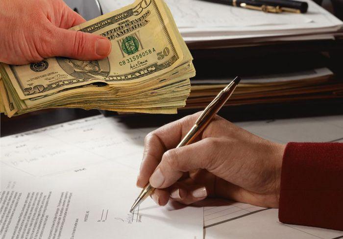 Расписка о получении денежных средств за автомобиль