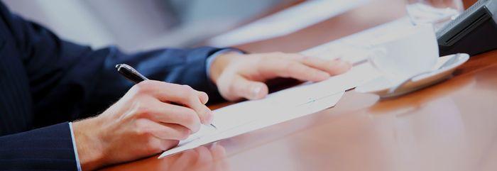 Правила оформления расписки о получении денежных средств