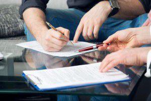 Структура и содержание расписки о получении денежных средств