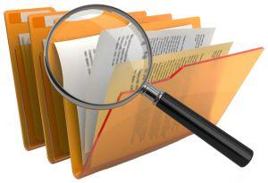 Содержание и структура реестра документов