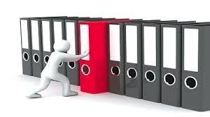Правила оформления реестра документов
