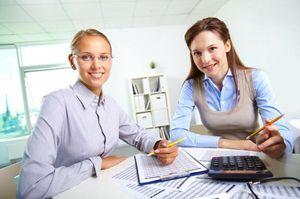 Работа бухгалтера-кассира в банке или бюджетной организации